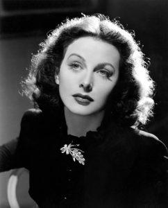 Hedy Lamarr 1944 (Wikipedia)