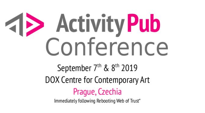 Activity Pub Conference, Prague
