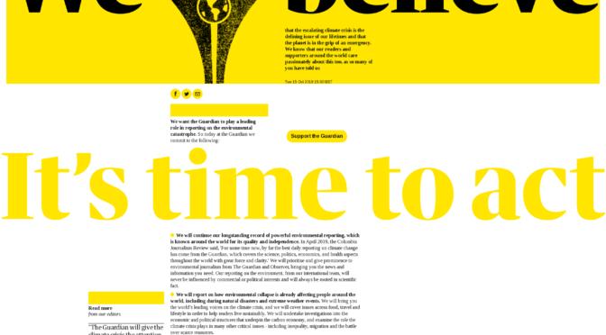 The Guardian, Geschäftsmodelle und die Freie Presse (german)